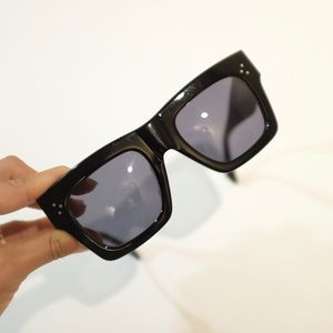 Celine CL 41054/S Black Sunglasses
